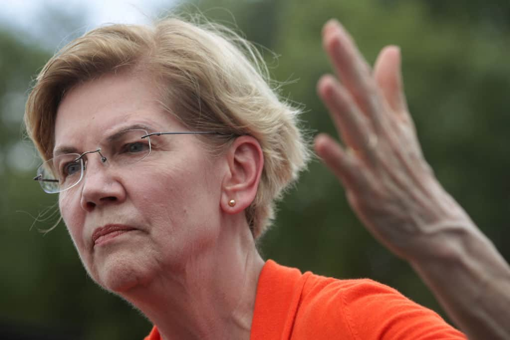 "Report: Elizabeth Warren's Brother ""Furious"" Over Her Claims Their Father was a Janitor"