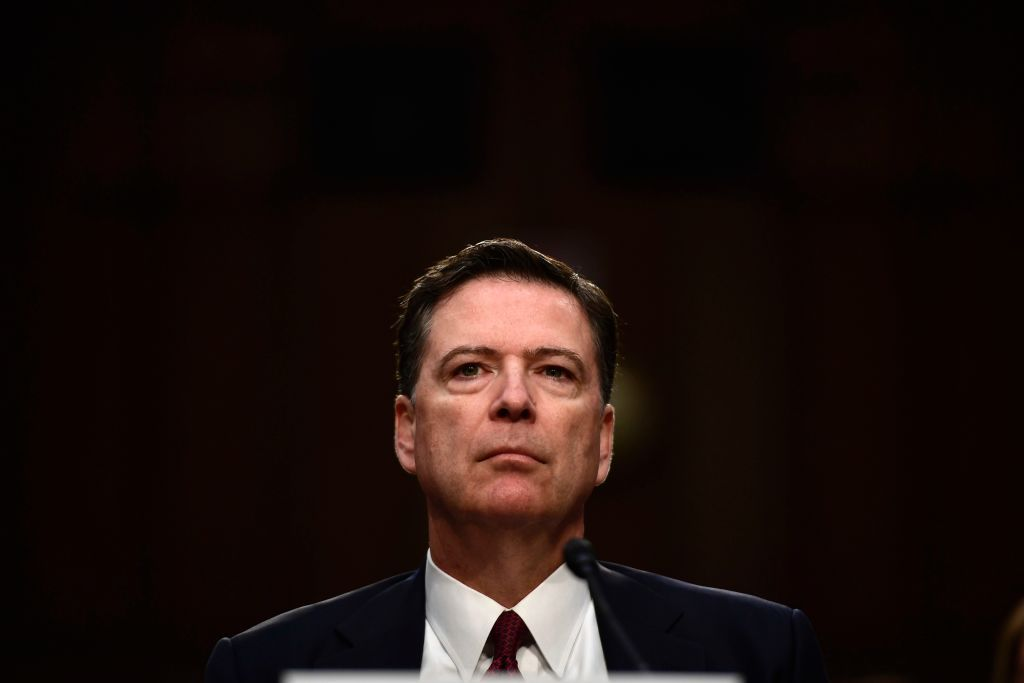 Ep. 1056 The Devastating Inside Story on Comey