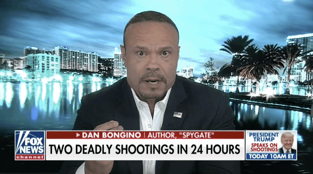 WATCH: Dan Blasts 'Disturbing, Grotesque' Trend to Politicize Tragedy