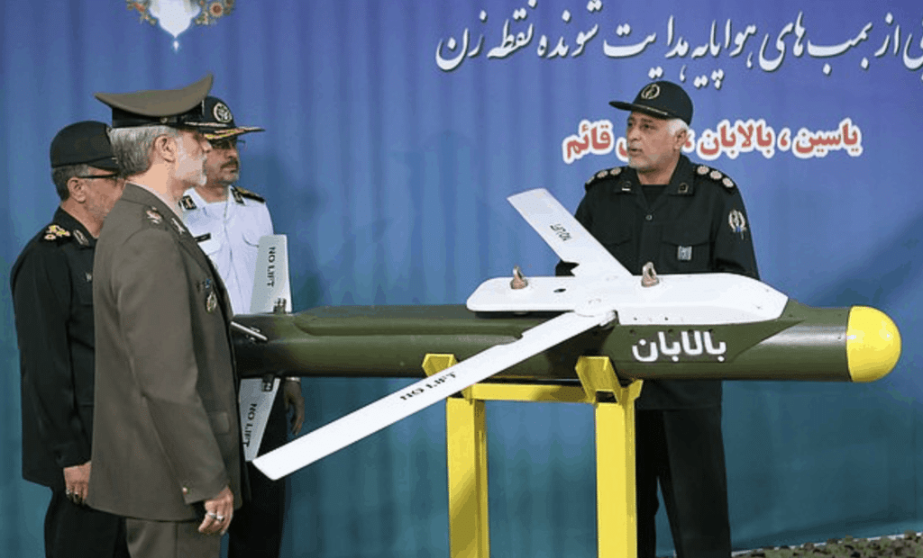 IRAN Unveils Three New Missiles; Warns of 'Mother of All Wars'