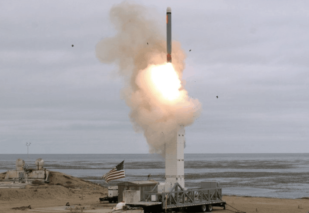 Success: U.S. Military Conducts First Ground-Launched Cruise Missile Since Withdrawal from Treaty with Russia