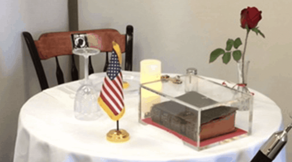 Pence Declares 'Bible Stays' to Atheist Group Suing VA Hospital Over Bible Carried in WWII Displayed at POW Memorial