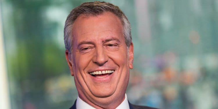 Hilarious: De Blasio's Words Lose Credibility When Tech Glitch Turns Voice into 'Crazed Chipmunk'