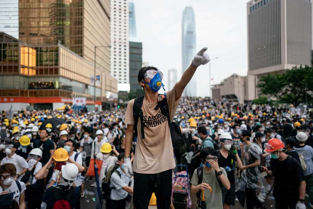 """Free Speech is Not Absolute,"" Says China as Hong Kong Crackdown Continues"
