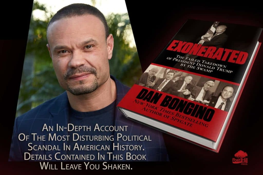"What you'll discover in Dan's new book ""Exonerated"""