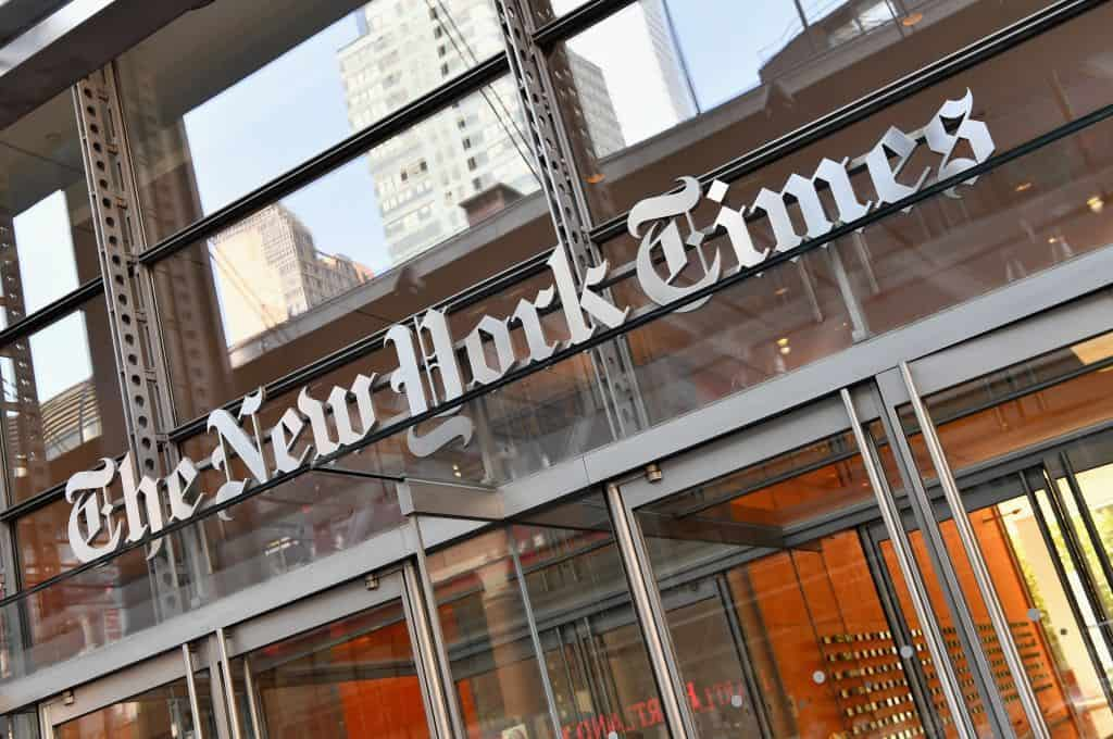 NY Times Editorial Page Editor Resigns After Publishing Conservative Op-Ed