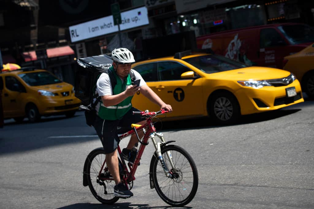 de Blasio's Pro-Biking Agenda Causing Mass Injuries and Death to NYC Pedestrians