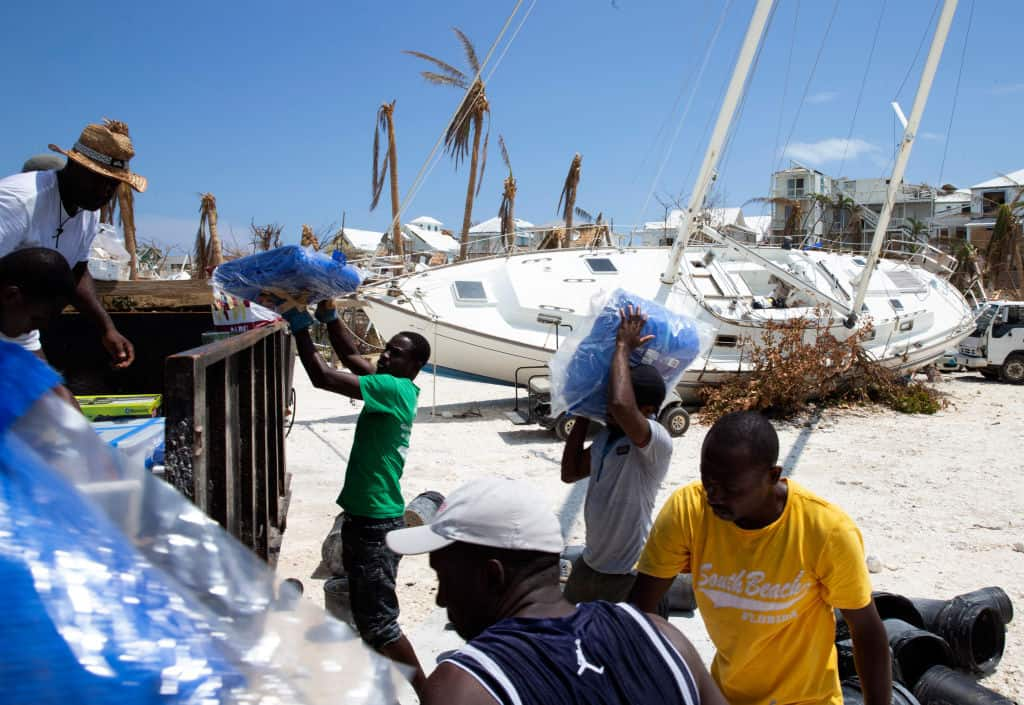 Thousands Rush to Aid Bahamas as Dorian's Devastation and Death Toll Numbers Climb