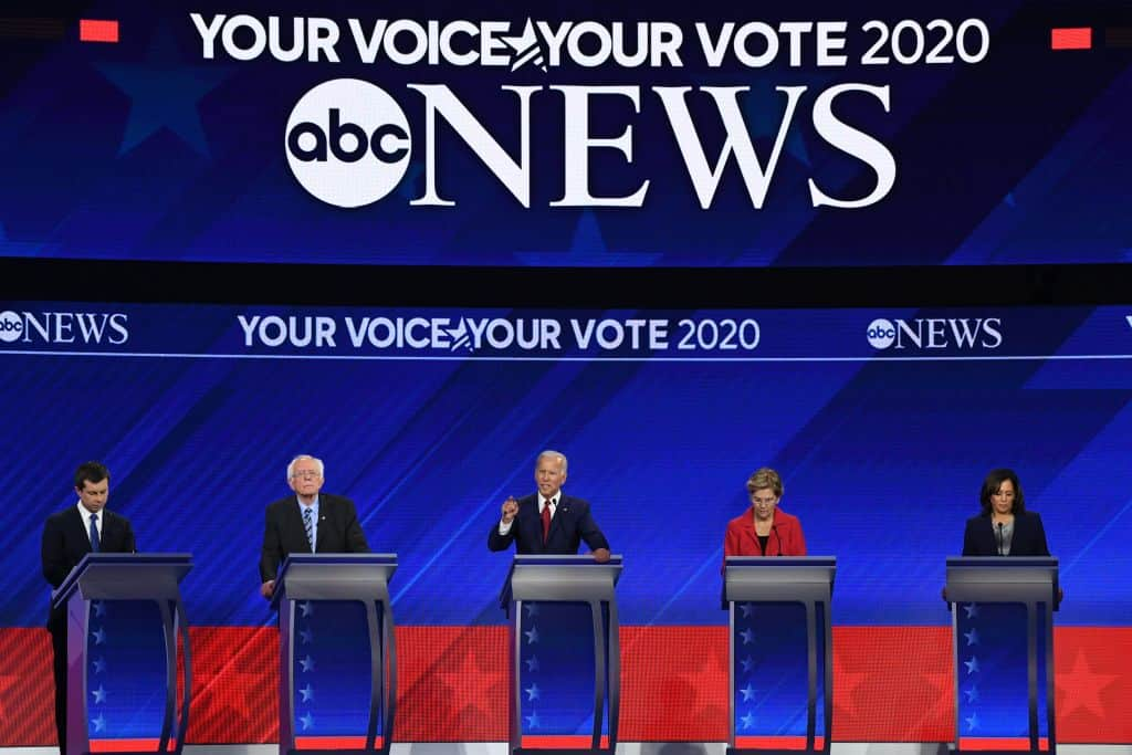 Dem Debate: What Country Was Everyone Running For? It Certainly Was NOT The United States of America