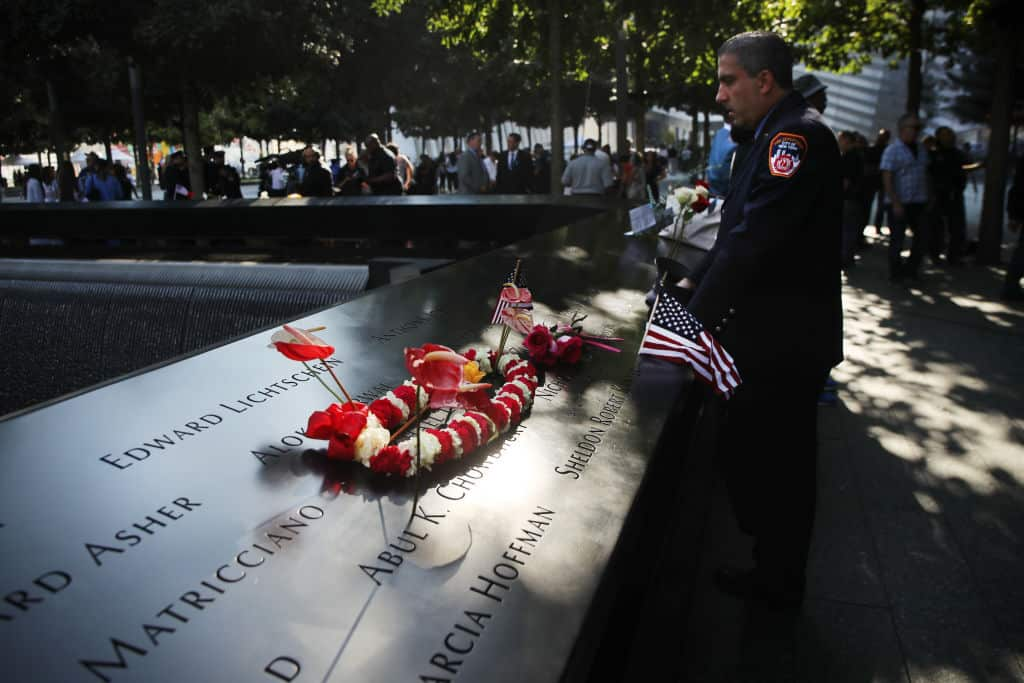 Video: 9/11 Commemoration Ceremony at Ground Zero
