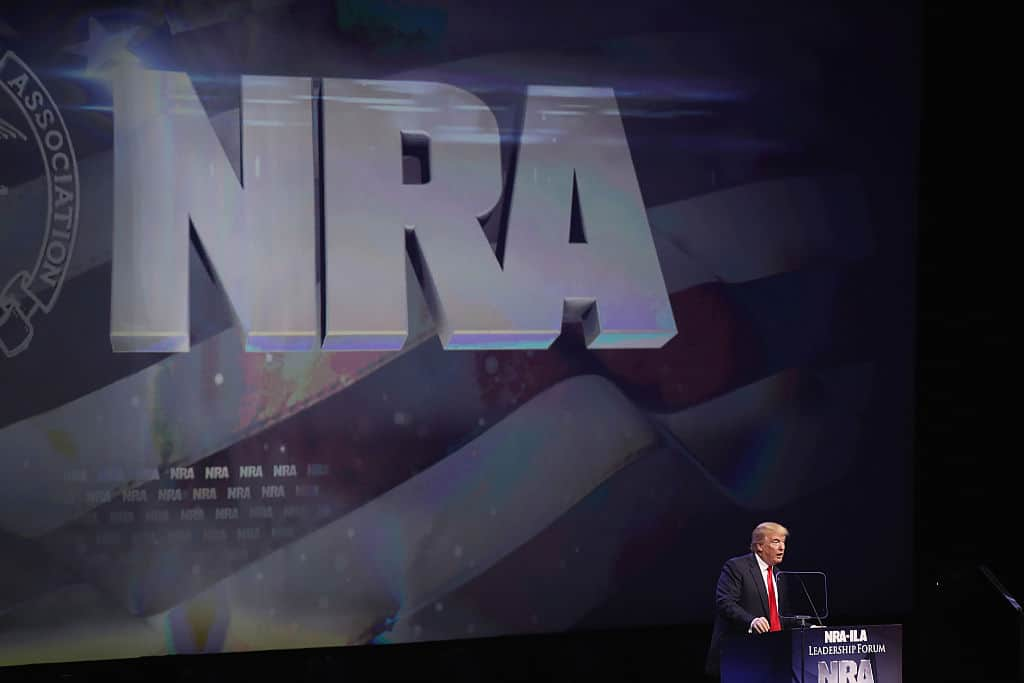 Legal Experts Say NY AG's Attempt to Dissolve NRA Will Likely Fail