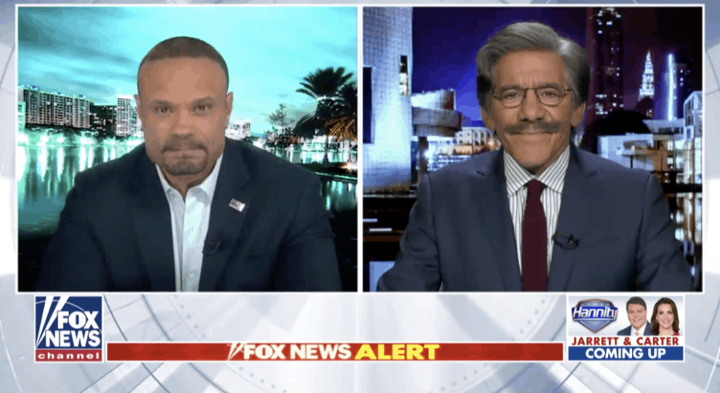 "Bongino on 'Hannity' Discuss ""Mean"" Liberals and Tell Them to ""Get a Grip"""