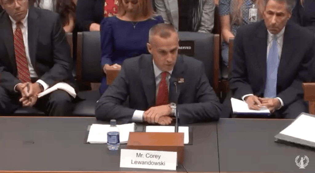 """Watch LIVE: Democrats Continue to Waste Time and Money with First Official Hearing on """"Impeachment Investigation"""""""