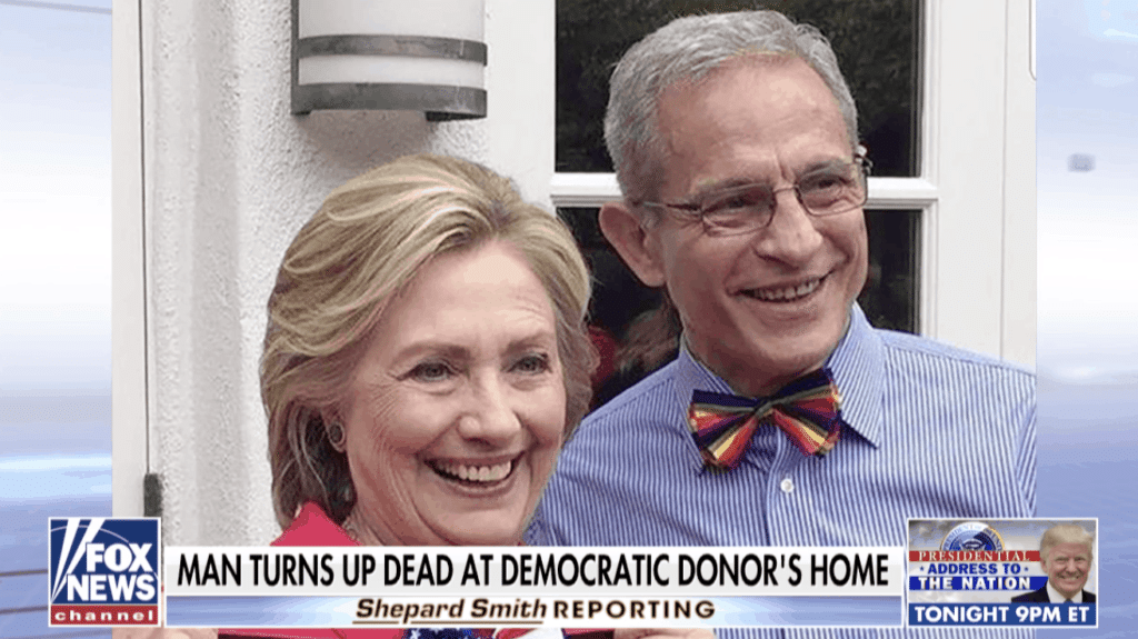 Prominent Democratic Donor Charged with 'Operating a Drug House' Following Two Deaths and an Overdose