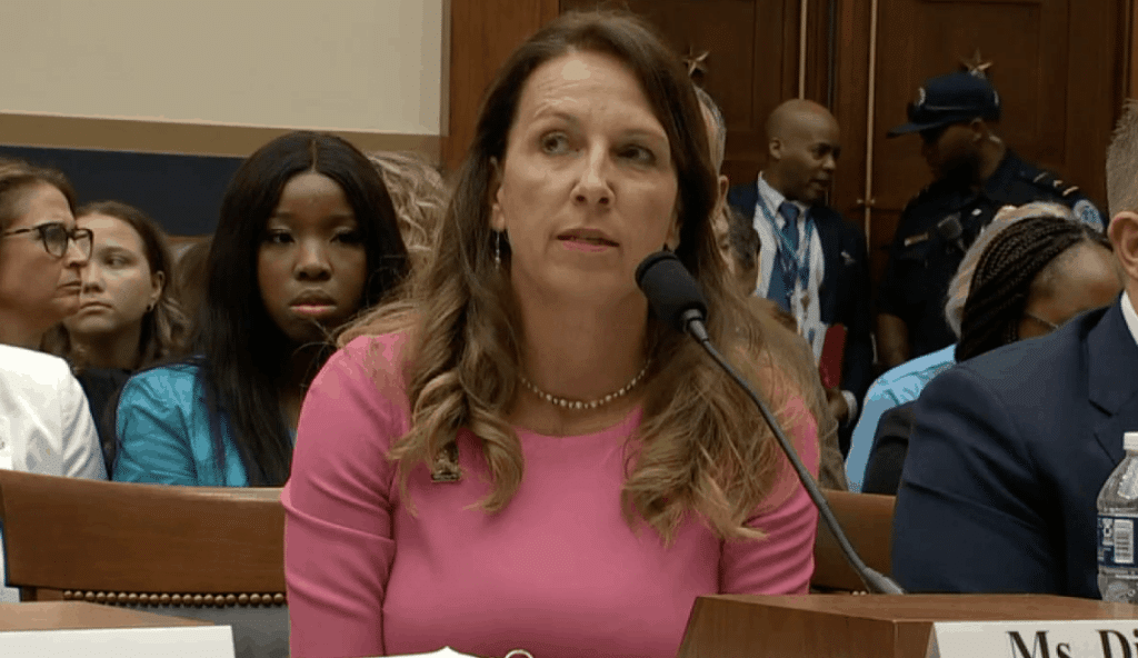 VIDEO: Verbal Shots Fired! Former Officer Testifies to Congress She Will NOT Comply With Assault Weapons Ban