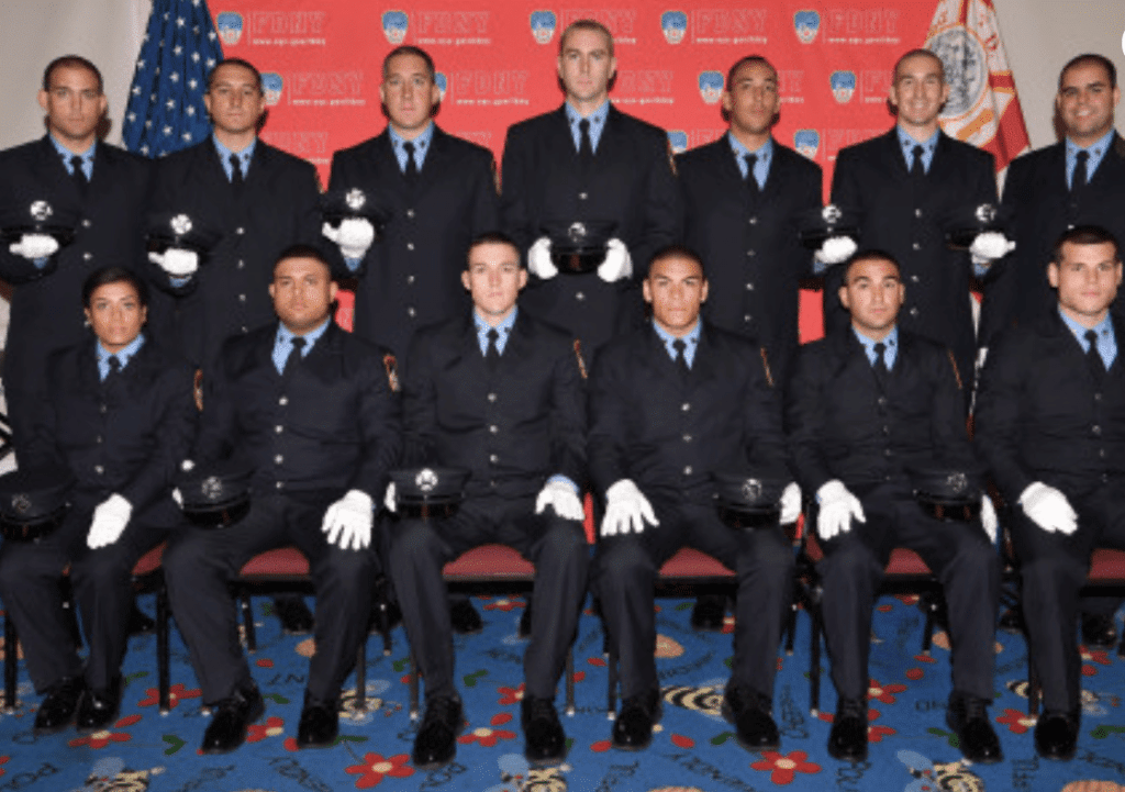 Carrying on a Legacy: 13 Children of Fallen 9/11 Firefighters Graduate from FDNY Academy