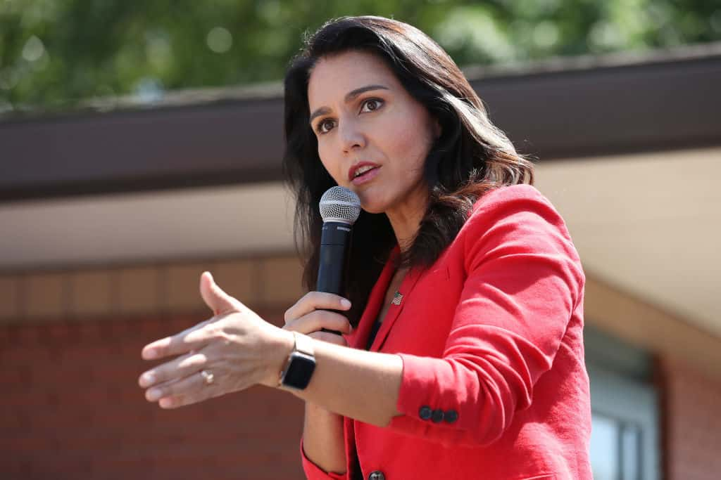 """Gabbard Rhetoric Not Very Presidential: """"We are Not Your Prostitutes. You are Not Our Pimp"""""""