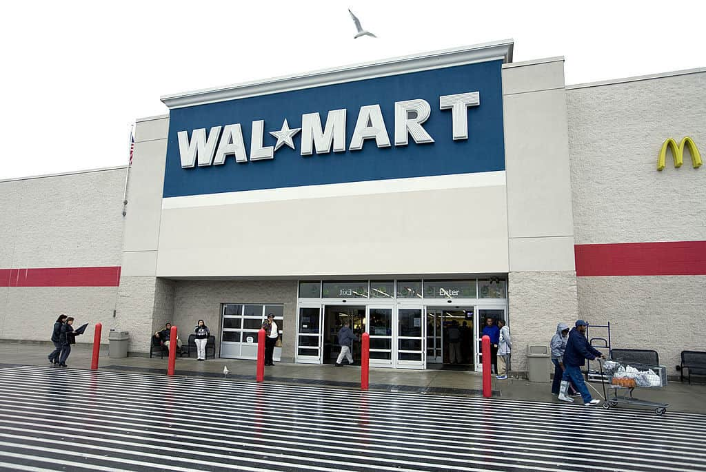 Breaking: Walmart CEO 'Pulling Back on Gun Sales' Asking Government to Act