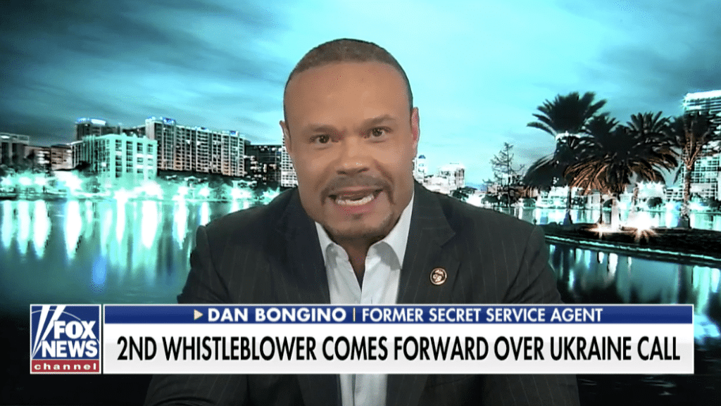 Bongino on Fox & Friends: 'Everyone in America' has Firsthand Knowledge of Ukraine Call