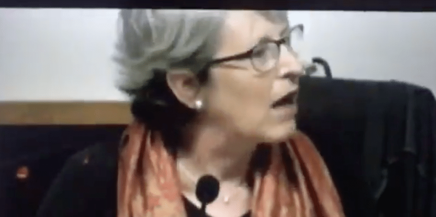 VIDEO: IL White Trustee Tells Her White Board Members 'Shut Up' You 'Don't Get an Opinion'