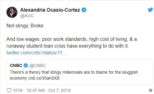 AOC Blames Capitalism for Government-Created Problems