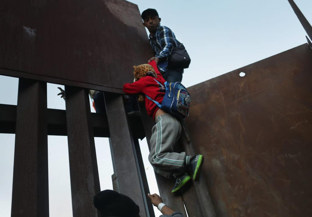 "ICE Reports More than 600 Children ""Recycled"" at U.S.-Mexico Border"