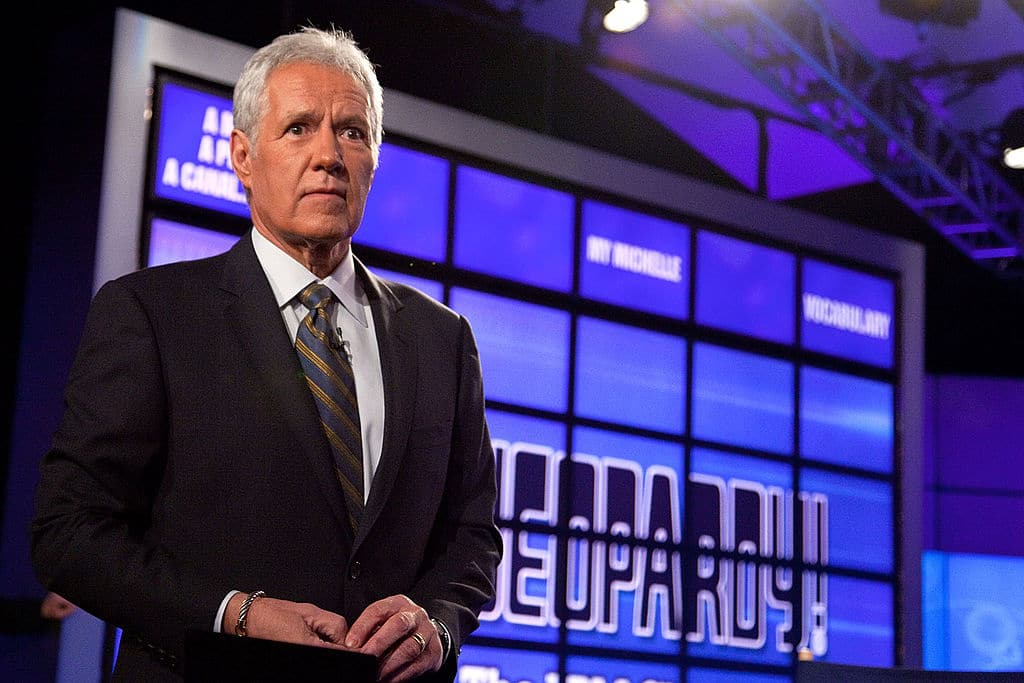 Watch: Jeopardy! Host Alex Trebek Tears Up After Touching Message from Contestant
