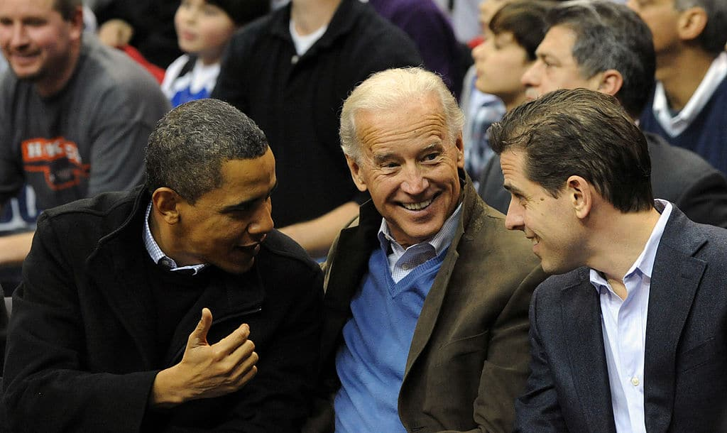 Family Ties: Firm Linked to Hunter Biden Given $130M in Fed Loans While Dad was VP