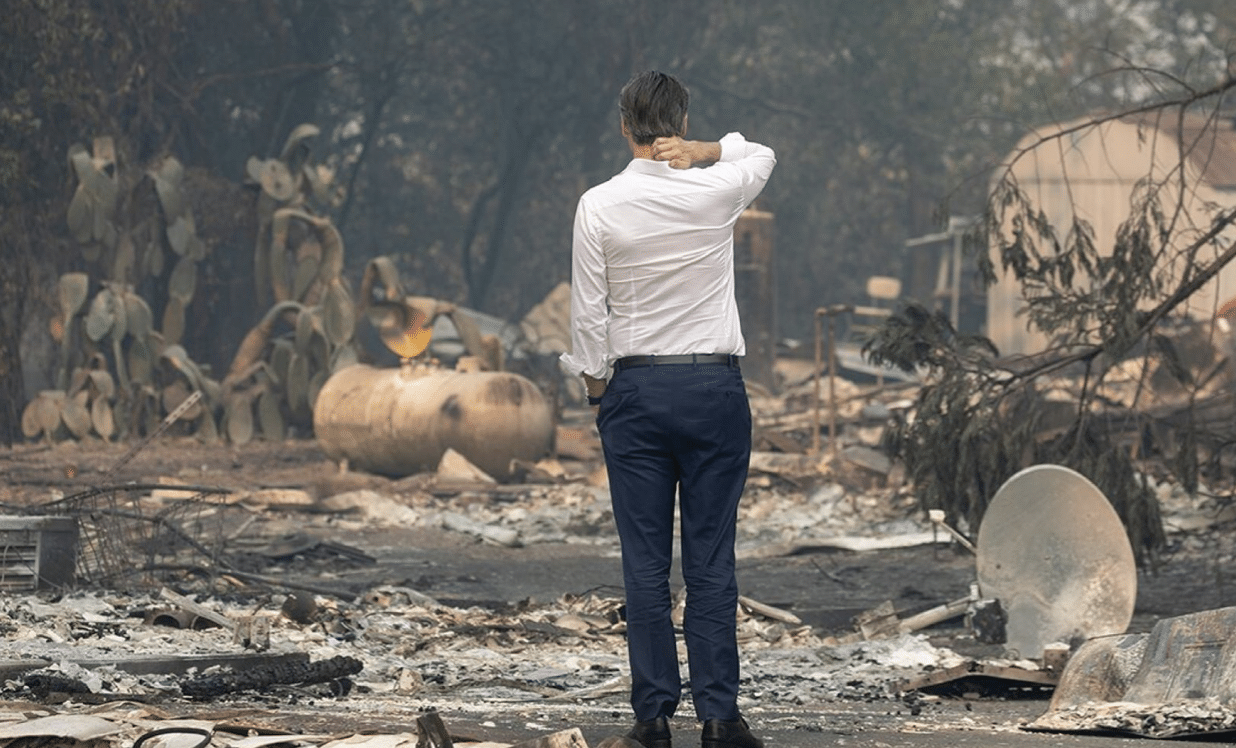 CA Politicians Can't Accept Policy Choices Played Part in Wildfire Horrors
