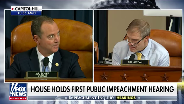 "Shady Schiff Claims he Doesn't Know Identity of ""Whistleblower"""