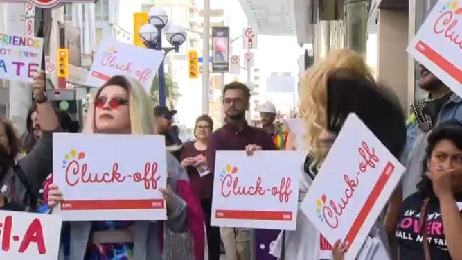 Chick-Fil-A Caves – And The Left Still Complains