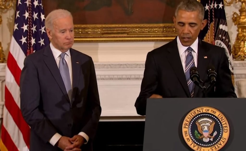 """Obama Says Biden """"Doesn't Have It"""" For 2020"""