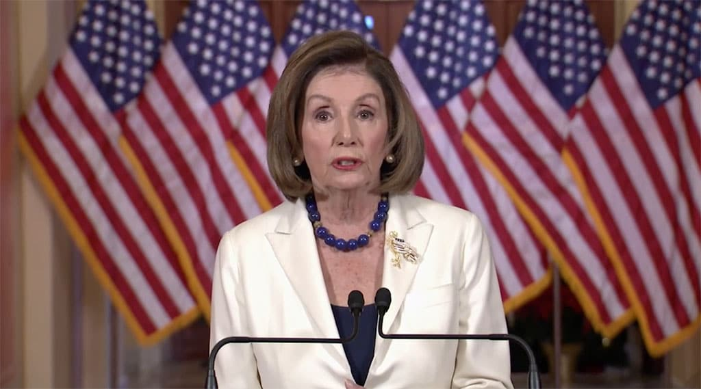 House Democrats Release Agenda – With No Mention of Impeachment