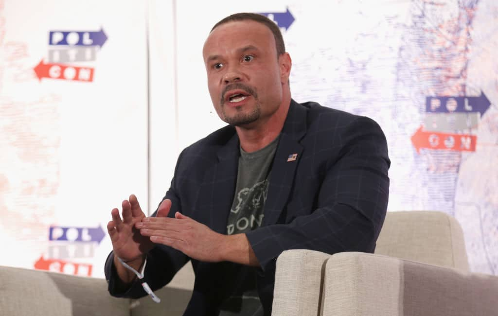 "Dan Bongino Testifies at House Oversight Committee's ""Racism in Policing"" Briefing"