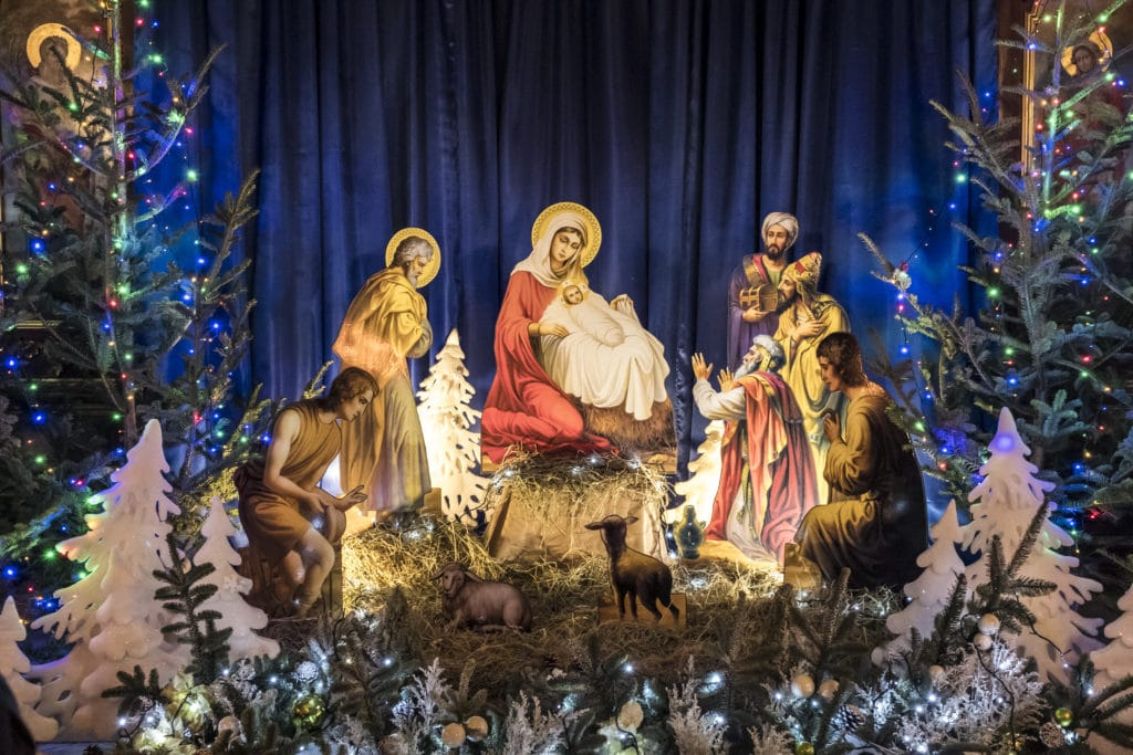Atheist Group Forces Public School to Cancel its Live Nativity Scene from Christmas Concert