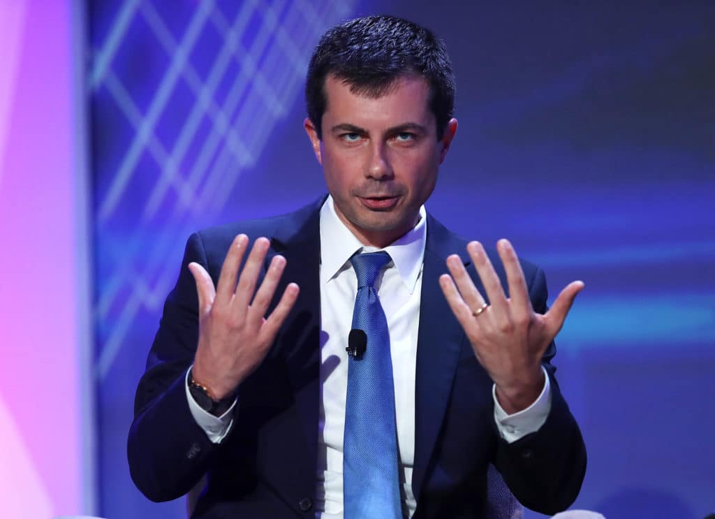 Buttigieg Backlash: Dem Candidate Slammed for Claiming Jesus was Refugee