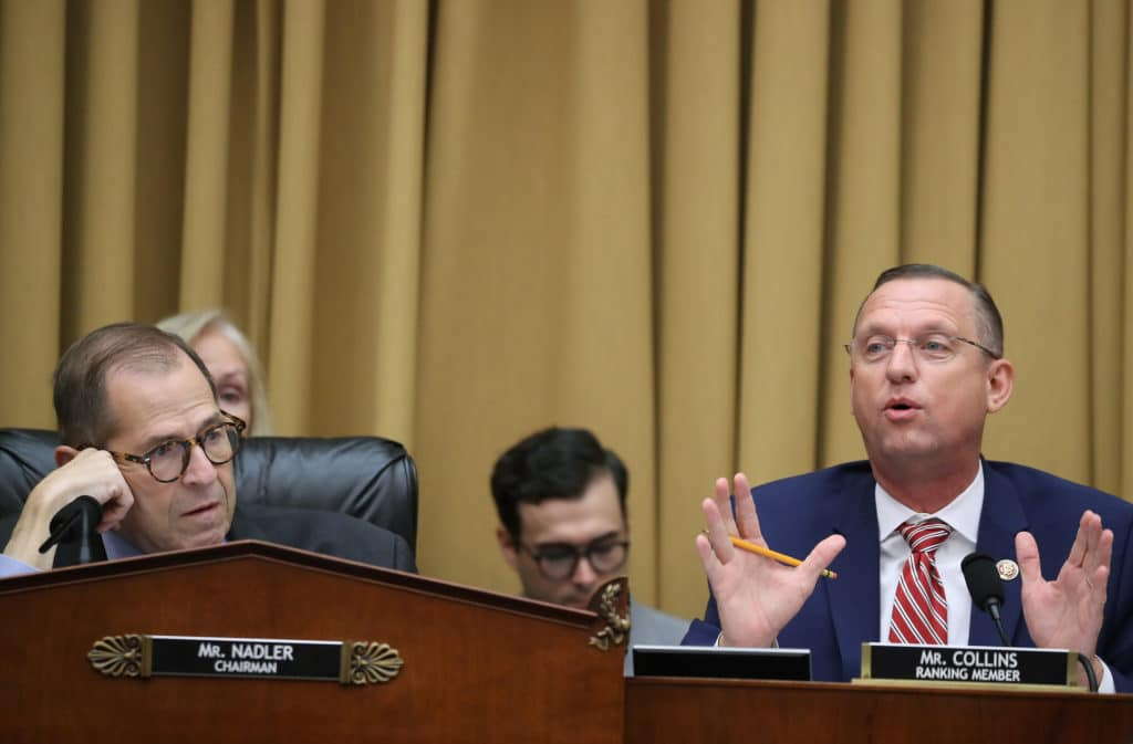 "Collins: My ""First and Foremost"" Witness During Impeachment Hearing is Adam Schiff"