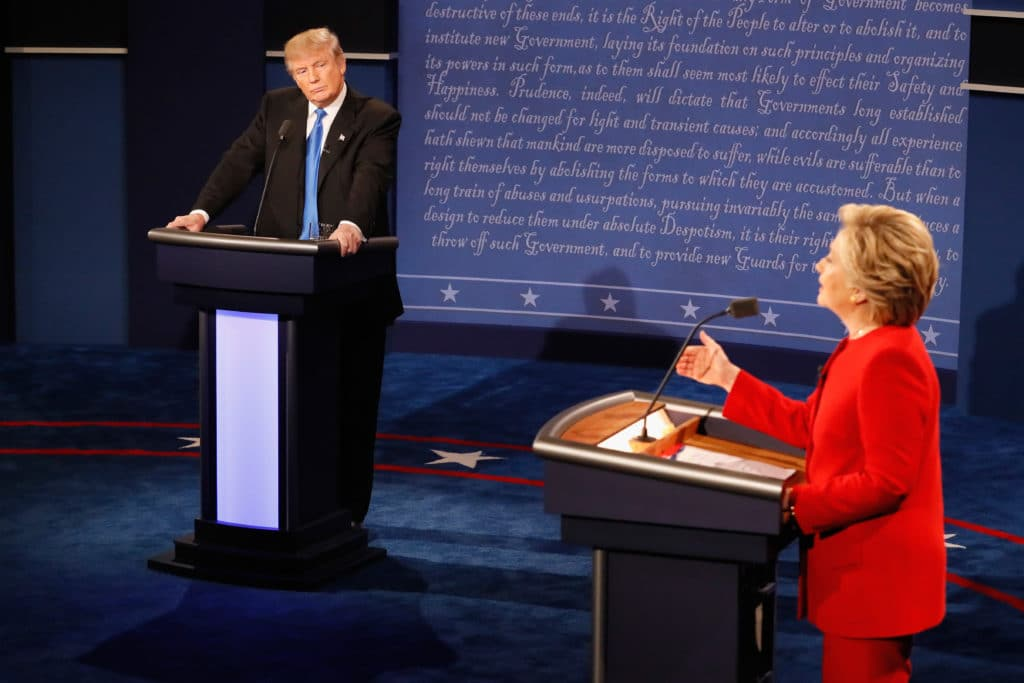"Trump Slams Commission on Presidential Debates, Warns ""The Debates are up to Me"""