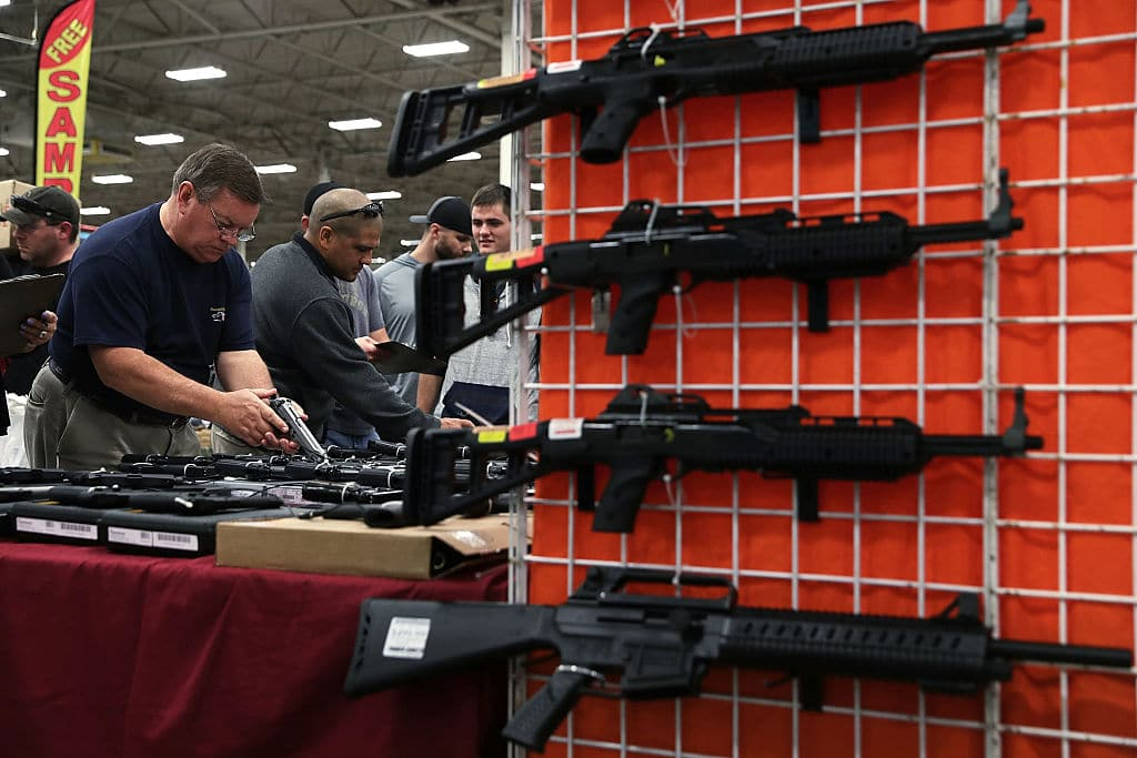 Despite Skyrocketing Demand For Guns, One Manufacturer Still Files For Bankruptcy