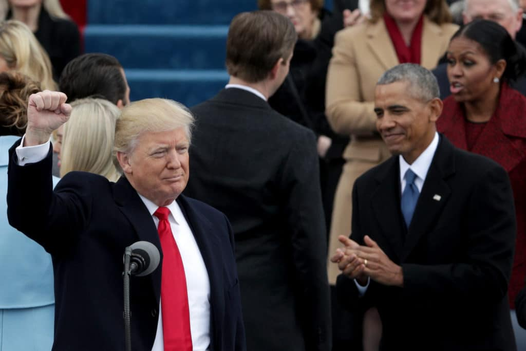 Trump and Obama Tied for Gallup's most Admired Man in 2019