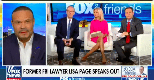 Dan Reacts to Lisa Page's Conveniently Timed Interview: Deep State is Panicked