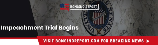 Bongino Report - Where our agenda is liberty and freedom.