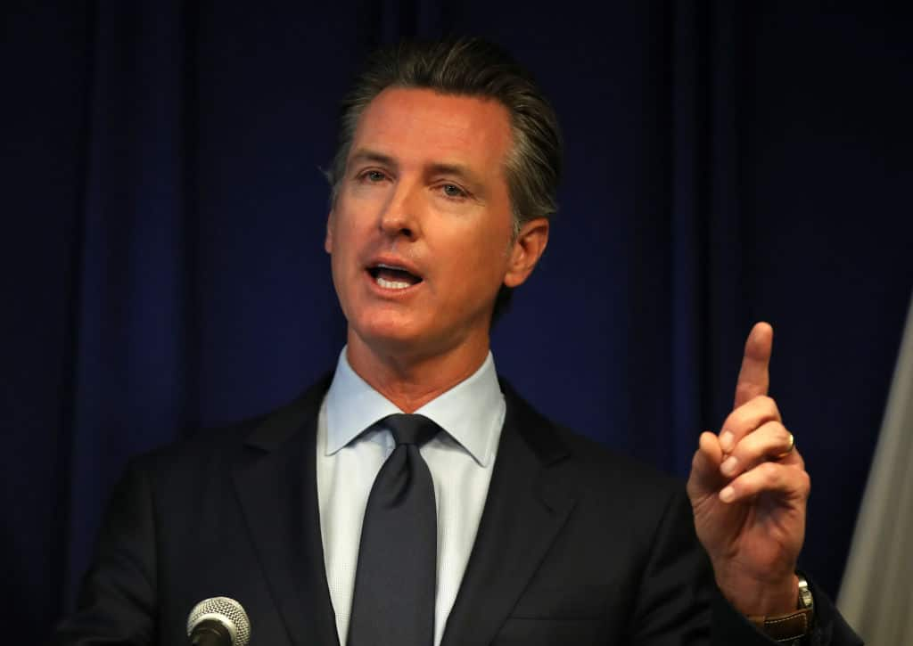 Democrat CA Gov. Destroys Media Narrative on Trump and Coronavirus, Praises President's Response