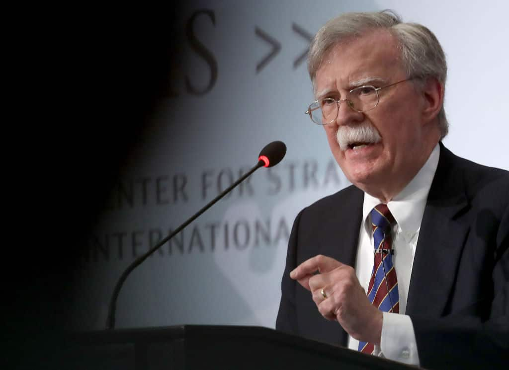 "South Korea Blasts ""Inaccuracies"" and ""Distortions"" in Bolton Book"