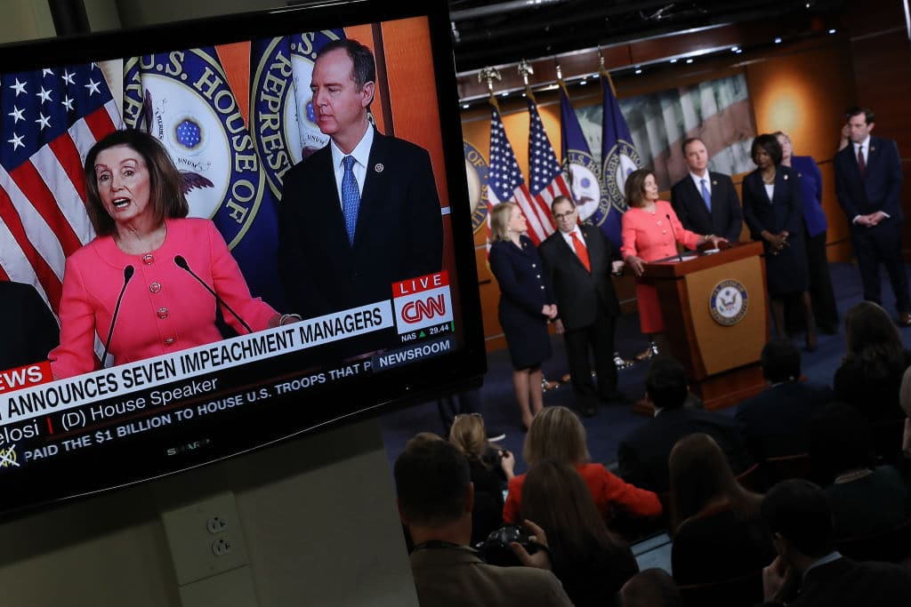 Oops? Pelosi Defends Impeaching Trump… Over Russia