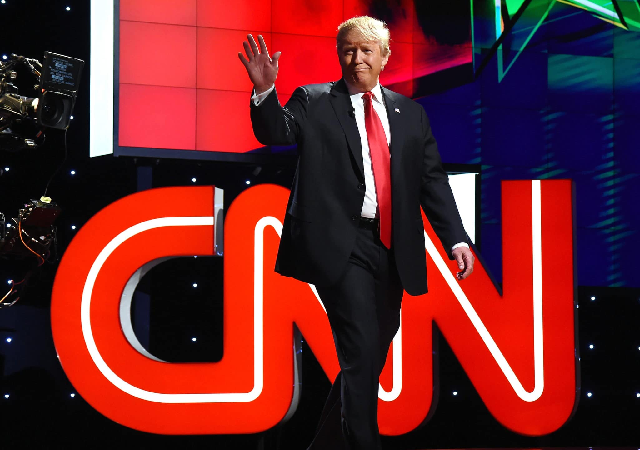 CNN Bleeds 45% of Audience in Just Five Weeks