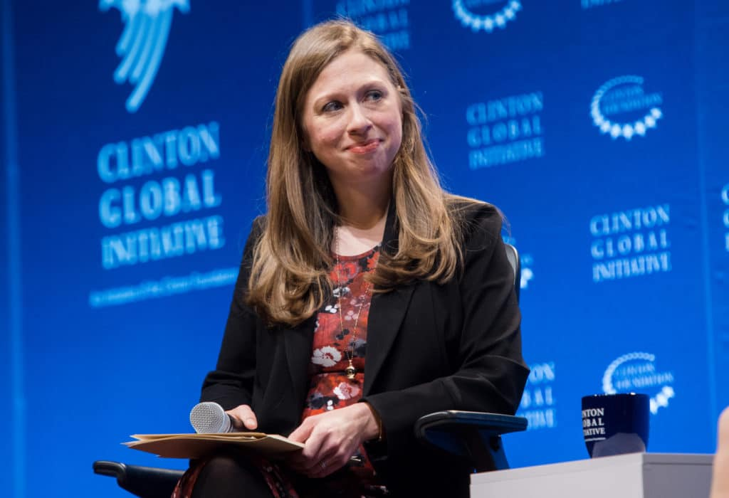 CLINTON CASH: Chelsea Made $9 Million from Firm Controlled by Hillary Pal, Report Claims