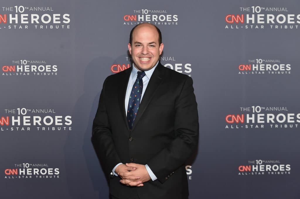 "CNN's Brian Stelter Mocked for Blaming ""Right-Wing Media"" for Pushing Idea That Started on the Left"