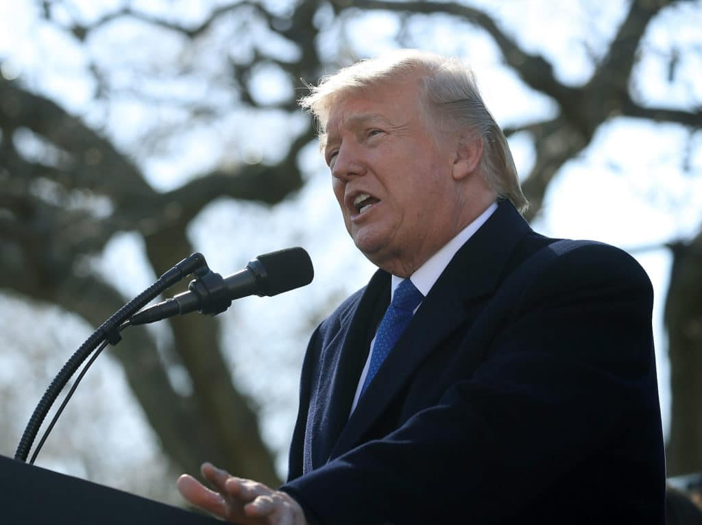 President Trump Slams Joe Biden for Radical Abortion Views