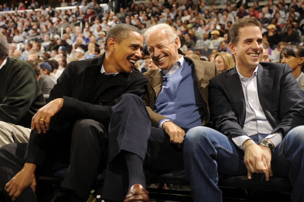 Hunter Biden Still Serves on Board of Chinese Company He Said He'd Resign From